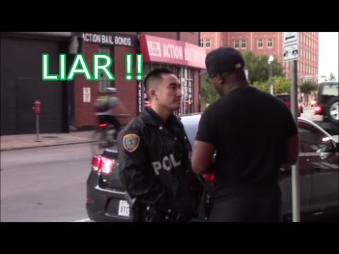 Houston,Tx.-Police Dept.-Officer Orr=Liars & Tyrants found- Pt1