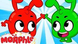 Morphle and Orphle Team Up - Cartoons for Kids | My Magic Pet Morphle