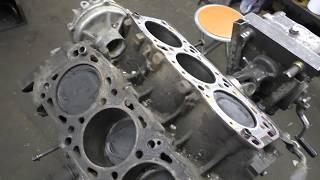 Разница в деталях: Двигатель Mitsubishi 6G72 3.0 L V-6 (Обзор конструкции)