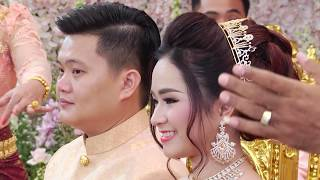 Gambar cover khmer weddding Full HD, កាត់សក់, (ល្អមើលណាស់) Cambodia traditional wedding