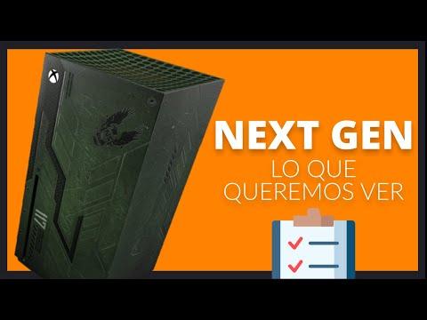 10 Cosas Que Esperamos de la Siguiente Generación (Xbox Series X / PS5)