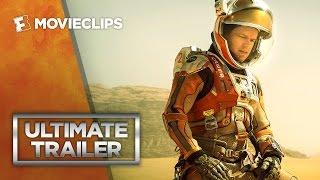 The Martian Ultimate Mars Trailer (2015) HD