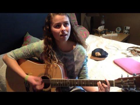 Klingande - Jubel (Acoustic version by Lucie Decarne)
