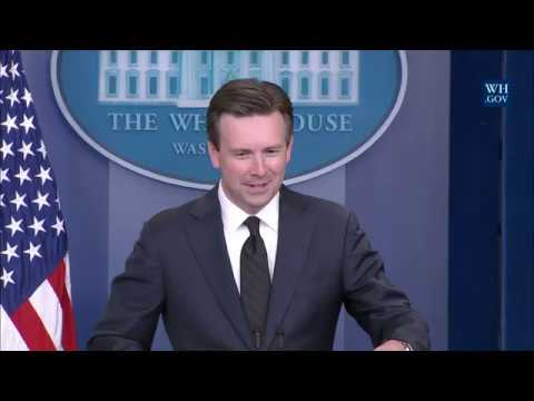 10/19/16: White House Press Briefing