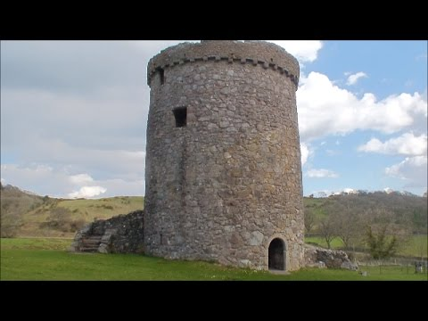 Orchardton Tower House, Dumfries and Galloway, Scotland