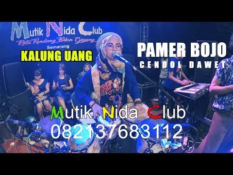 PAMER BOJO - BERHASIL CENDOL DAWET MUTIK NIDA RATU KENDANG INDONESIA LIVE PEMALANG