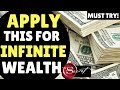 LAW OF ATTRACTION SCRIPTING TO MANIFEST WEALTH & ATTRACT MONEY FAST | Law of Attraction Journaling