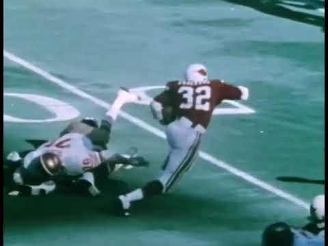 St. Louis Football Cardinals - O.J. Anderson Highlights 1979