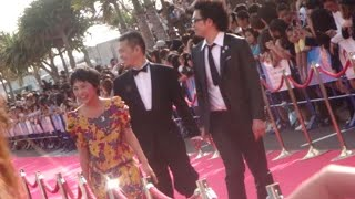第2回沖縄国際映画祭 2010年3月25日 レッドカーペット 谷村美月 「明日...