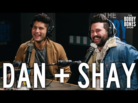 Dan + Shay In Studio with Bob Bones