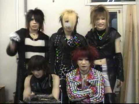 the gazette talking about madara