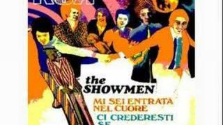 The Showmen - Mi sei entrata nel cuore