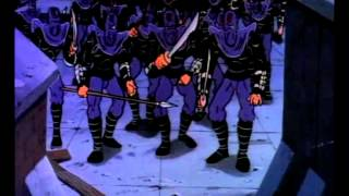 TMNT 1987 fan-made intro in 2003 style (HQ)