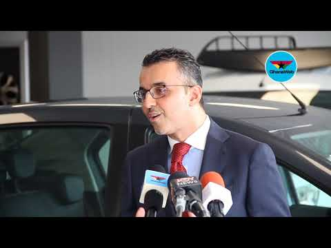Premium Motors opens new ultra modern showroom in Accra