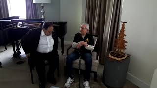 HONORING CHIEF OREN LYONS  - ONONDAGA FAITHKEEPER – INTERVIEW    May 2019