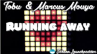 Tobu & Marcus Mouya - Running Away.(Launchpad S Cover) (Project File)