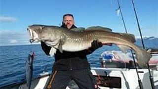 рыбалка в исландии на трофейную треску с лодки
