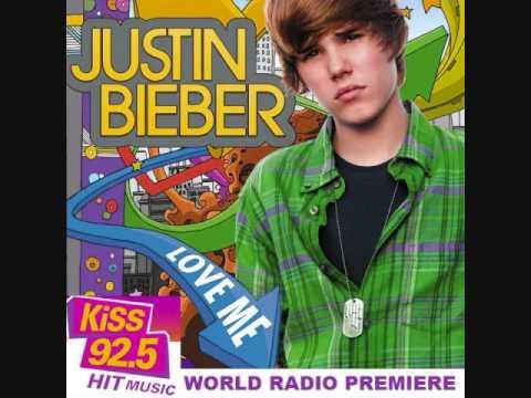 Justin Bieber - LOVE ME - World Radio Premiere on KISS 92.5 in Toronto!