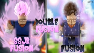 Super Saiyan Rose & Ultra Fusion!! | Roblox Dragon Ball Z Final Stand
