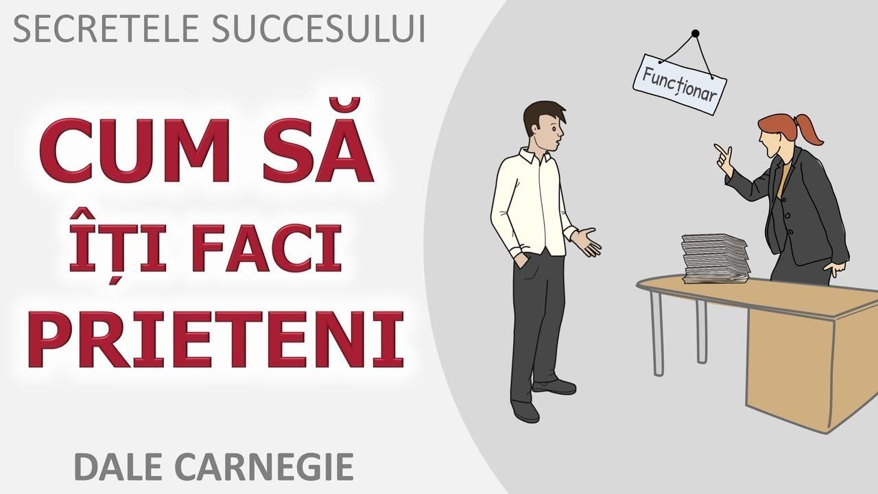 secretele succesului dale carnegie pdf free download