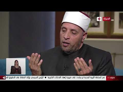 واحد من الناس - أدعية بصوت الشيخ رمضان عبد الرازق بمناسبة حلول شهر رمضان الكريم