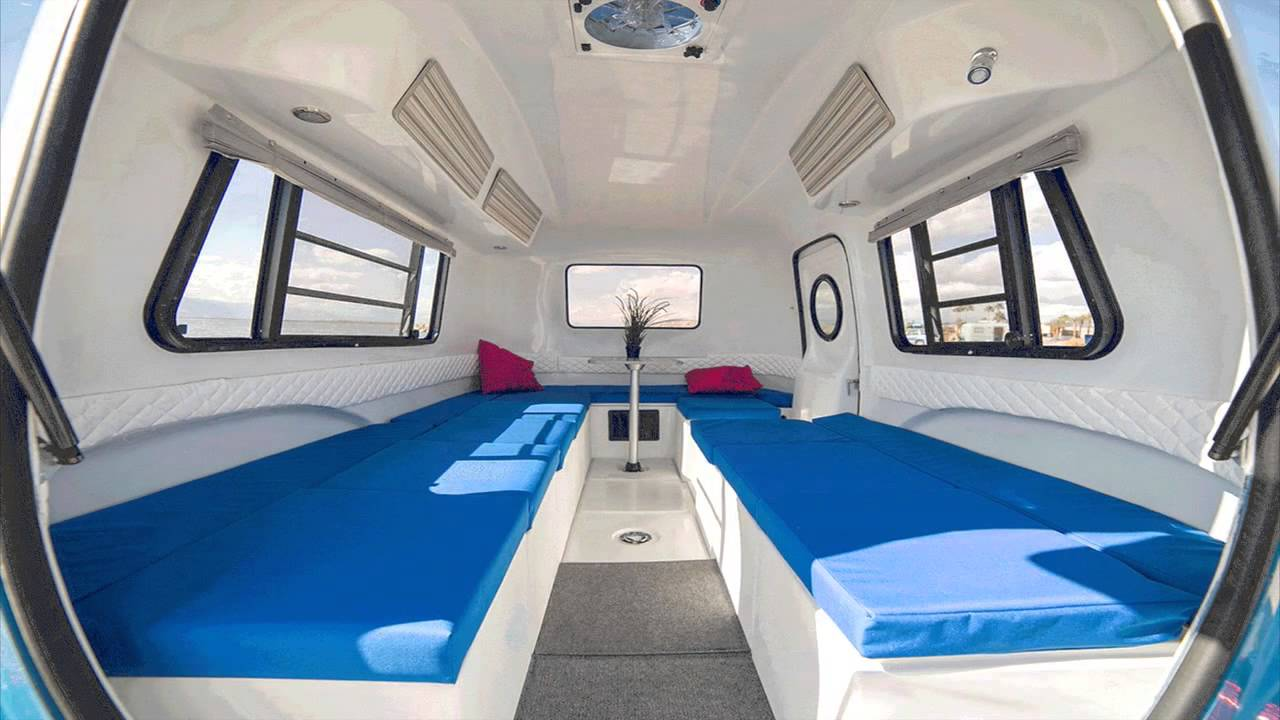 Happier Camper Hc1 Adaptiv Modular Interior Demo Hd Youtube