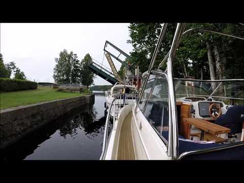 Båtsemester Dalsland 2016