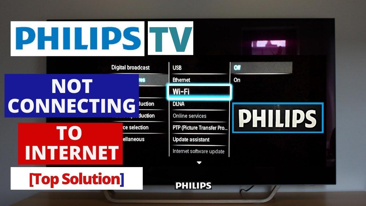 How To Fix Philips Smart Tv Not