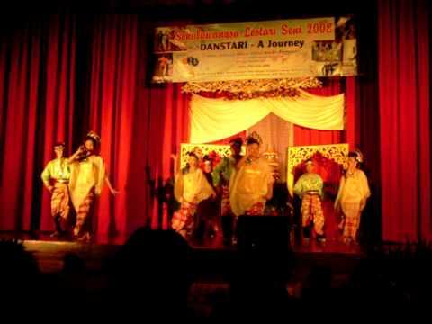 Tari Sirih Pinang by Variasi Performing Arts