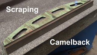 Camelback Scraping with the Biax