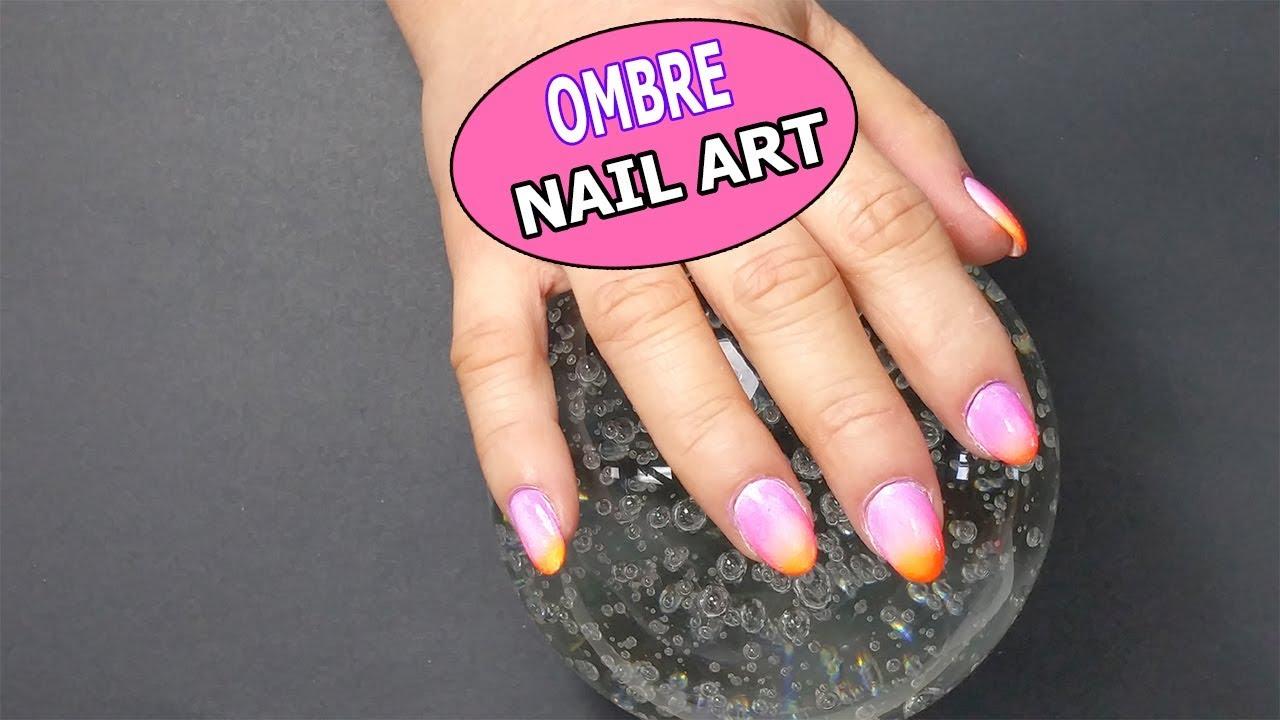 Ombre Nail Art Ombre Nail Art Designs Regal Nails Salon Youtube