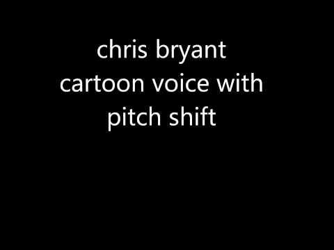 pitch shift cartoon sample