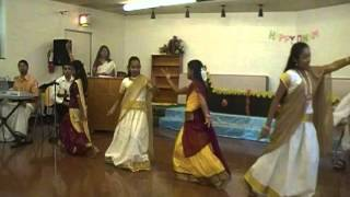 Sasikala Charthiya dance by Annika,Hannah, Christina and Susan