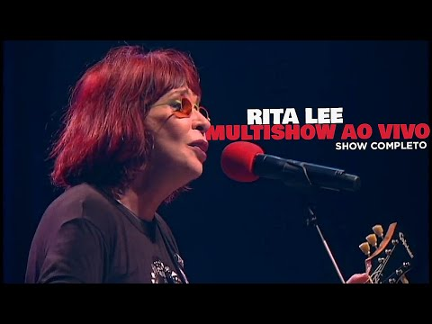Rita Lee - Multishow Ao Vivo - DVD Completo