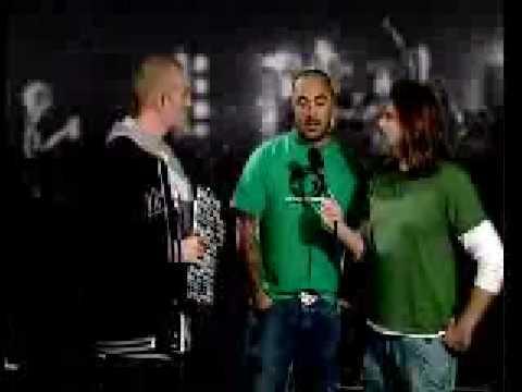 Staind interview on Juice TV