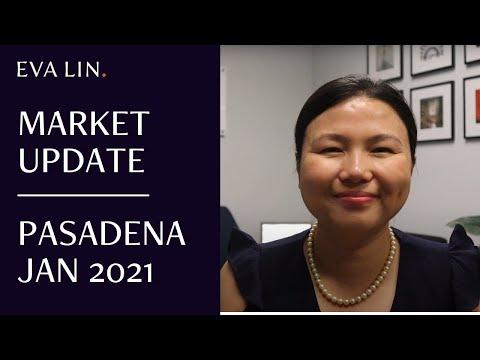 January 2021 Pasadena + San Marino Real Estate Market Update