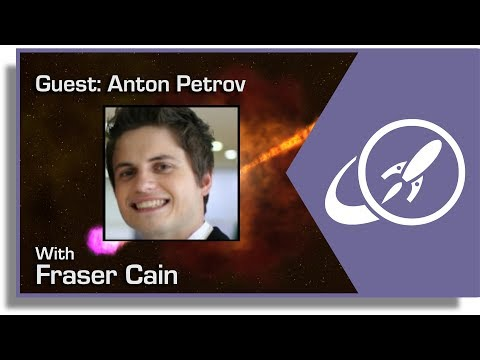 Open Space 19: Live QA with Anton Petrov from WhatDaMath
