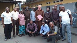 La visita del Ministro Generale in Congo, settembre 2019