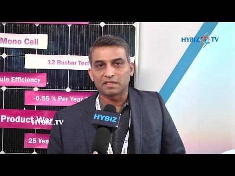 Rajesh V Shah, Evolve India Group from Chennai | RenewX 2018 Hyderabad