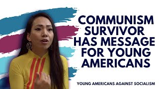 COMMUNISM SURVIVOR'S MESSAGE TO YOUNG AMERICANS