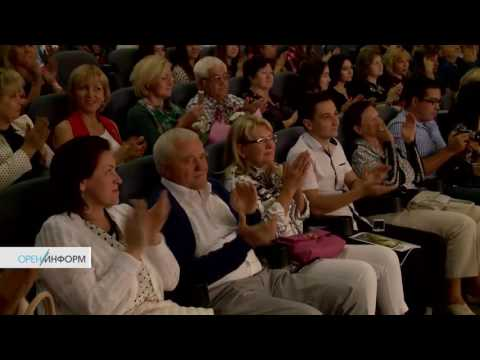Сергей Безруков представил оренбуржцам фильм «После тебя» (видео)