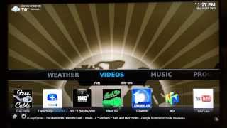 Repeat youtube video How to add the XUNITY Source to KODI on any device / computer