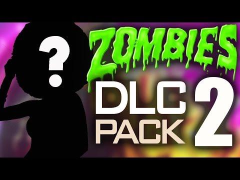 INFINITE WARFARE ZOMBIES DLC 2 - WILLARD WYLER PLAYABLE? NEW FEMALE CELEB TEASED! (IW Zombies)