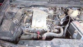 Moteur instable au ralenti  / VW Golf 3 / 2.0 / essence - المحرك غير مستقر