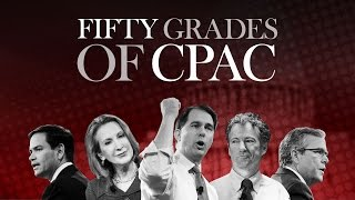 Who's in the GOP Top Tier After CPAC?