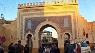 Fez - Marruecos turismo.La medina - Fès, tourisme Morocco / Maroc - Tourism, travel, tour city
