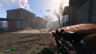 Fallout 4 - God Rays quality tests - performance impact and FPS Fix !