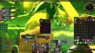 World of warcraft Wrath of The Lich King. (3.3.5) Kazzak