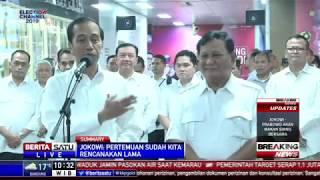 Prabowo: Tidak Ada Lagi Cebong dan Kampret