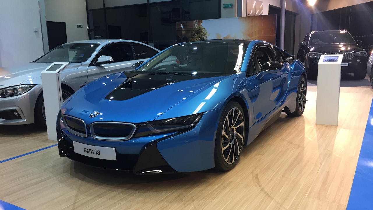bmw i8 the plug in hybrid sports car autos post. Black Bedroom Furniture Sets. Home Design Ideas